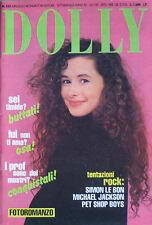 DOLLY 535 1989 Michael Jackson Pet Shop Boys Simon LeBon Tiffany Darwish Sabrina