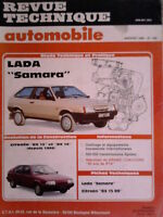LADA Samara CITROËN BX - Revue Technique Automobile