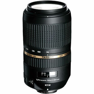 Tamron SP 70-300mm f/4-5.6 Di VC USD Telephoto Zoom Lens for Sony