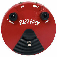 Jim Dunlop Fuzz Face Distortion JDF2 - New JD-JDF2