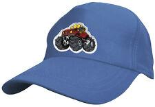 Los niños baseballcap cap gorra azul Stick monstruo Truck 69127