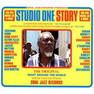 Soul Jazz Records Presents/Various - Studio One Story
