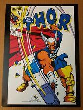 Thor 337 First Beta Ray Bill Marvel Comics Poster by Walt Simonson