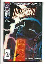 DETECTIVE COMICS ANNUAL # 4 (ARMAGEDDON 2001, BATMAN, 1991), NM