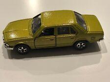 Rare and Collectable Mebetoys BMW 730 E23 in Green Metallic #A120