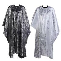 Hair Cutting Apron Hairdressing Cape Barber Salon Cloth Gown Styling Wrap Cover