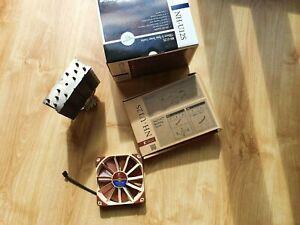 noctua u12s heatsink and fan retail box for intel or amd am4 lga1200 lga 1151