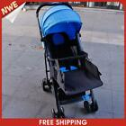 Baby Stroller Universal Footrest Extended Seat Pedal Infant Pram Accessory