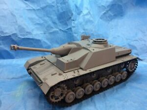 1/18 Scale  Custom Late Sturmgeschütz IV Ultimate Soldier 21st Century Tank Kit