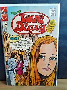 Love Diary #82 1973- Charlton Romance- Partridge Family pin up VF