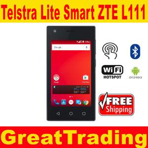 Telstra ZTE Lite Smart 3G Phone Unlocked To Telstra*Aldi*Telcchiose*WWS*Lyca