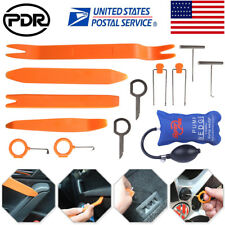 13pc PDR Pump Wedge Universal Open Pry Tools Kit Panel Removal Dash Door Radio