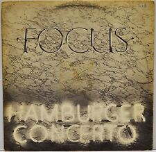 "FOCUS  ""Hamburger Concerto""   Vinyl LP    ATCO  SD36-100"