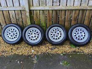 Peugeot 205 GTI alloy wheels 14 inch