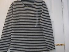 american apparel sailor l/s pullover xs
