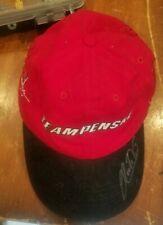 Helio Castroneves plus 2 Autographed Team Penske Hat Cap IMSA WeatherTech