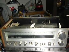 TECHNICS FM/AM STEREO RECEIVER SA-404 FOR PARTS OR REPAIR