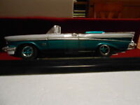"1957 Chevy Bel Air Convertible by ""Tom Kelly""  Scale1:24 Lim.Ed. of 3000 -M2 New"