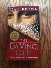 The Da Vinci Code by Dan Brown paperback Mysterious Spiritual Quest