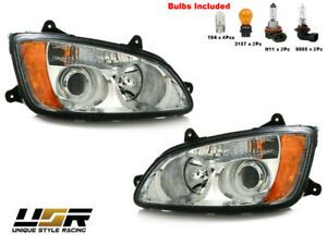 Fits 08-19 Kenworth T170 T270 T370 T440 T460 T470 T600 T660 T700 Truck Headlight
