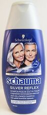 Schwarzkopf Schauma Silver Reflex Shampoo 250ml-Made in Germany