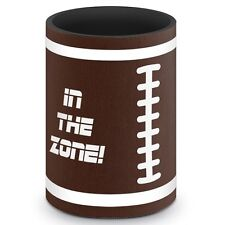 Epicool Neoprene CAN Cooler--FOOTBALL--by Epic Wine Products--Coozie