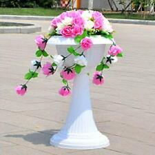 "4 Pcs Classic Italian Inspired Wedding Event Decorative Flower Pot 23"" Tall"