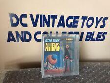 Scarce Vintage Star Trek 1976  Mego MOC Romulan Aliens Series AFA75/80/85 SEALED