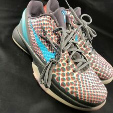 Nike Zoom Kobe VI 6 All-Star 3D/Hollywood Dark Grey/Chlrn Bl-Drng 429913-006 6.5