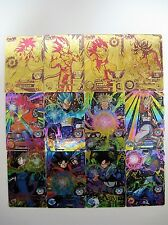 Super Dragon Ball	Heroes	SH 1	GCP CP SR Common & Rare 66 cards complete set