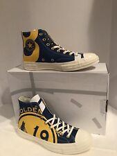 outlet store d83c6 59ddf Converse Chuck Taylor Golden State Warriors NBA Gameday Jersey Shoes Men s  Sz 10