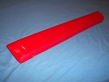 1997-2003 Pontiac Grand Prix GT GTP Left Rear Door RED Lower Moulding 2930 JJ