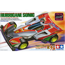 TAMIYA 1:32 MINI 4WD HURRICANE SONIC CON MOTORE WITH MOTOR  ART 19415