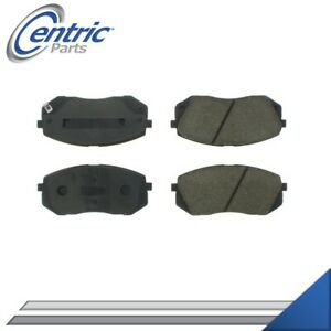 Front Brake Pads Set Left and Right For 2007-2010 KIA RONDO