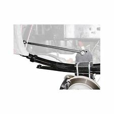 Tuff Country Traction Bars Leaf Spring Steel Black Dodge Ram 1500 Ram 2500 Ram