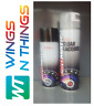 AEROSOL SPRAY CAN PAINT MIXED + LAC FORD FIESTA,FOCUS,MONDEO,GALAXY,SMAX,KUGA