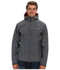 THE NORTH FACE MENS APEX BIONIC HOODIE SOFTSHELL JACKET HOODED COAT SIZE L NEW