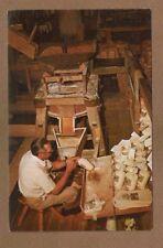 Earl Gange grinds Meal, Sullivan's Mill,Silver Dollar City, Branson, MO Missouri