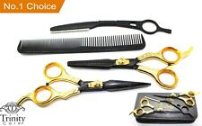 Salon Professional Barber Hair Cutting Thinning Scissors Shears Hairdressing Set