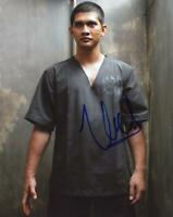 "Iko Uwais ""The Raid"" AUTOGRAPH Signed 8x10 Photo F ACOA"