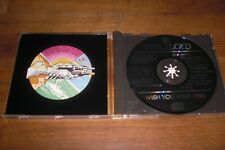 Pink Floyd - Wish You Were Here Japan CD Black Face No Barcode