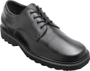 Rockport Northfield Oxford Shoes (Men's) - Black Full Grain Leather - NEW