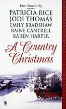 A Country Christmas: A Husband for Holly/ Friends are Forever/ The-ExLibrary