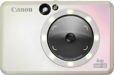 Canon - Ivy CLIQ+2 Instant Film Camera - Iridescent White