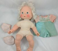"Kenner Strawberry Shortcake Apricot Doll 13"" 1982"