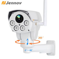 1080P WIFI MINI PTZ Wireless 2.0MP Outdoor CCTV Audio Security IP Camera Video