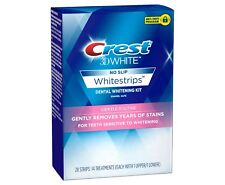 CREST 3D White Gentle Routine Teeth Whitening Strips 28 Whitestrips NEW BOXED