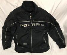 Pure Polaris Speed Snowmobile Padded Jacket Mens Medium *See Description*