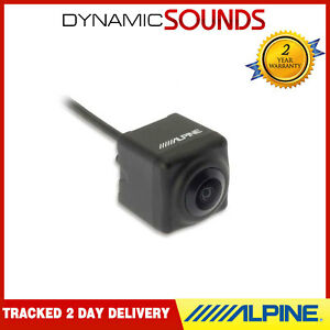 Alpine HCE-C1100D High Quality Rear HDR Camera, Alpine Direct Input