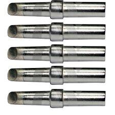5X For Weller Soldering Station solder Iron Tip ETDD 4.8C